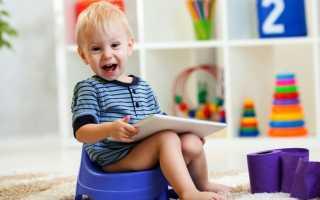 Ребенку 2 года понос можно дать