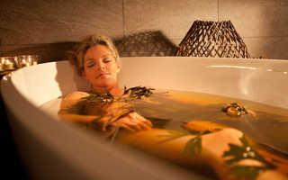 Можно ли принимать ванну герпесе