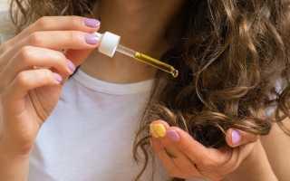 Эфирные масла против секущихся волос