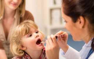 Прививки от скарлатины в каком возрасте