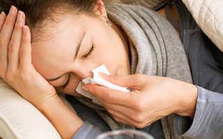 Аллергия вирусную инфекцию лечение