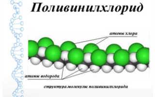 Поливинилхлорид свойства и применение