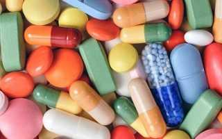 Гонорея какие антибиотики лучше