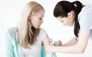 Прививка от ветрянки перед беременностью