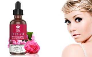 Эфирное масло розы применение косметологии