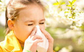 Комплексное лечение сезонной аллергии