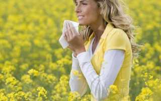 Заложен нос аллергии лечение
