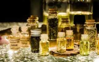 Эфирные масла в эзотерике