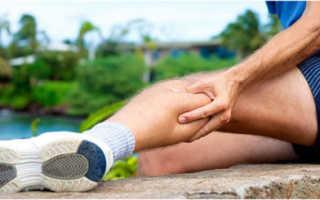 Боль под коленом сзади лечение народными средствами