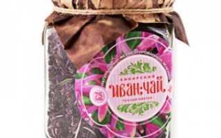 Листья иван чая полезные свойства и противопоказания