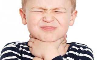Лечение герпесной ангины у детей
