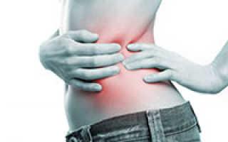 Боль в почках симптомы и лечение