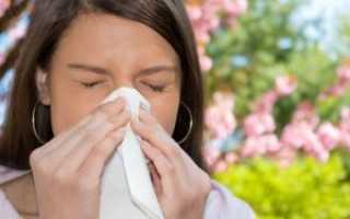 После родов появилась аллергия на красное