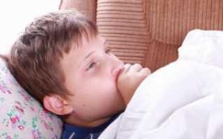 Кашель с хрипом у ребенка лечение