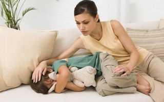 Температура ребенка без других симптомов комаровский