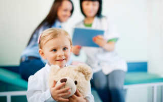 Пробы на аллергию детям с какого возраста