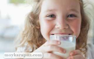 Можно ли давать детям домашнее молоко