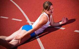 Судороги мышц бедра причины и лечение