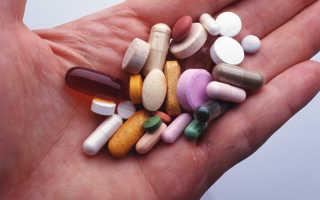 Антибиотики при мастопатии у женщин какие
