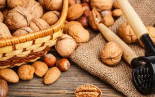 Аллергия грецкий орех детей