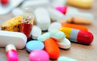 Какими антибиотиками поджелудочную железу