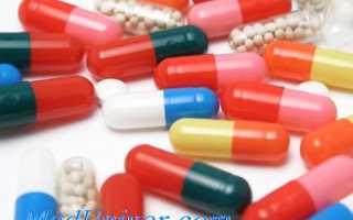 Какие антибиотики колят после операции