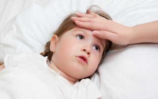Ребенку 4 года температура 37 без симптомов